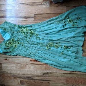 Vintage Dresses - Vintage beaded dress
